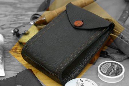 サプルバッグA6ブラック / SUPPLE Bag A6 black