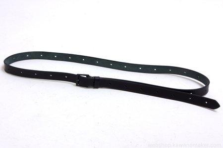 シンプルベルト2ブラック / SIMPLE Belt 2 black