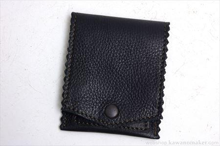 デイリーコインパースブラック / DAILY Coin Purse black