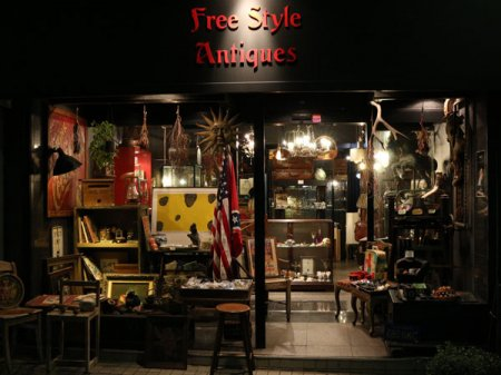 Free Style Antiques