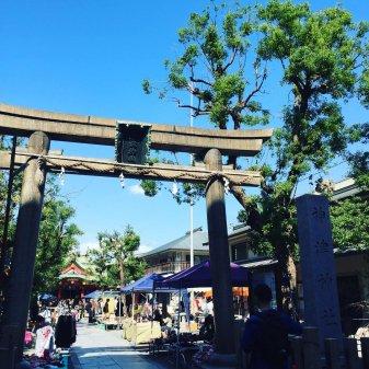神津神社 十三市の画像