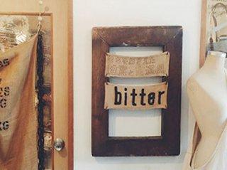 bitterの画像