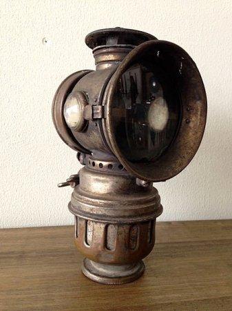 Antique Bicycle Lightの画像