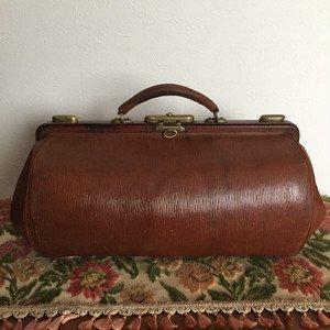 Antique Doctor Bagの画像