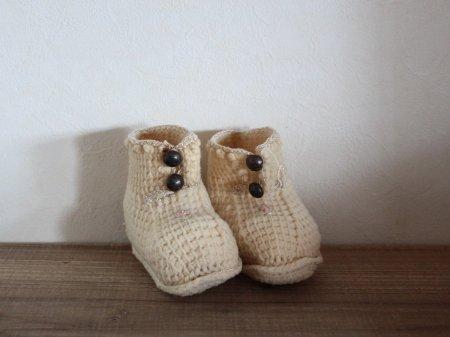 Crochet Baby Bootsの画像