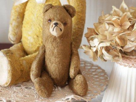 Shabby Mini Bear 7in/France の画像