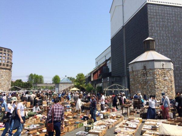 倉敷懐かしマーケットの画像