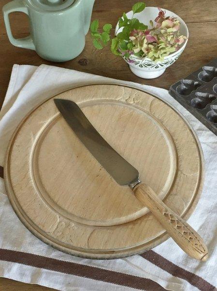 イギリス ブレッドボード&ナイフの画像