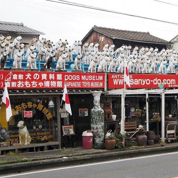 倉敷山陽堂アンティークモールの画像