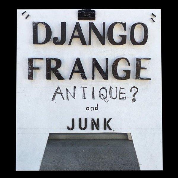 DJANGO FRANGEの画像