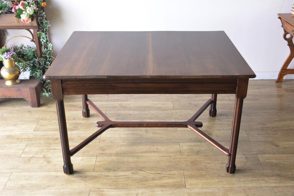 00021-1 オークダイニングテーブル の画像