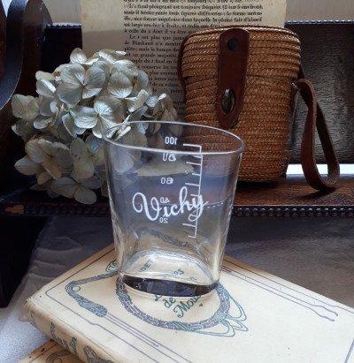 パニエ付 VICHY スパ グラスの画像