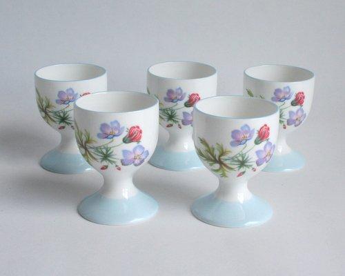 イギリスShelley製エッグカップの画像
