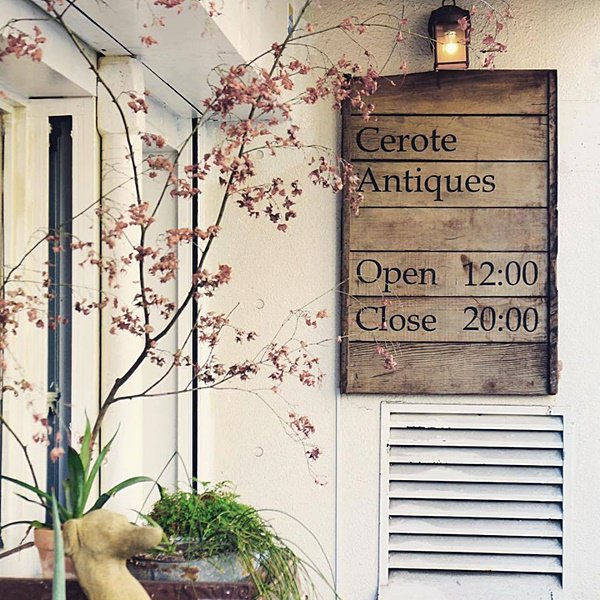 Cerote Antiques 千駄ヶ谷店の画像