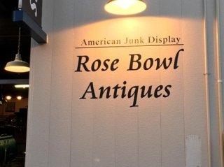 Rose Bowl Antiquesの画像