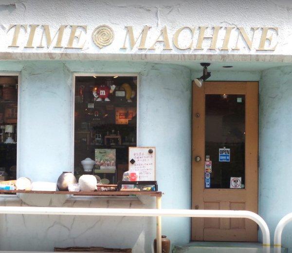 TIME MACHINE antiquesの画像