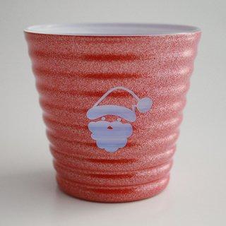 フリーカップ(ラメシリーズ)【クリスマス限定】レッド