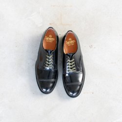 SANDERS [サンダース] ''1128 Military Derby Shoe'' (MEN'S)<img class='new_mark_img2' src='https://img.shop-pro.jp/img/new/icons13.gif' style='border:none;display:inline;margin:0px;padding:0px;width:auto;' />