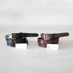 Martin Faizey [マーティンフェイジー] ''3/4 Rollar Buckle Belt'' (MEN'S & LADIES')<img class='new_mark_img2' src='https://img.shop-pro.jp/img/new/icons13.gif' style='border:none;display:inline;margin:0px;padding:0px;width:auto;' />