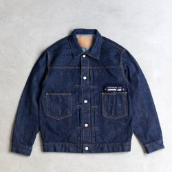 ORDINARY FITS [オーディナリーフィッツ] ''DENIM JACKET 1st  / one wash'' (MEN'S)<img class='new_mark_img2' src='https://img.shop-pro.jp/img/new/icons13.gif' style='border:none;display:inline;margin:0px;padding:0px;width:auto;' />