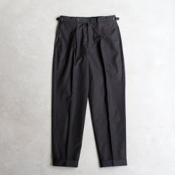 KAPTAIN SUNSHINE [キャプテンサンシャイン] ''One Pleats Trousers'' (MEN'S)<img class='new_mark_img2' src='https://img.shop-pro.jp/img/new/icons13.gif' style='border:none;display:inline;margin:0px;padding:0px;width:auto;' />
