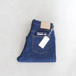 ORDINARY FITS [オーディナリーフィッツ] ''5POCKET ANKLE DENIM one wash'' (MEN'S & LADIES')<img class='new_mark_img2' src='https://img.shop-pro.jp/img/new/icons13.gif' style='border:none;display:inline;margin:0px;padding:0px;width:auto;' />