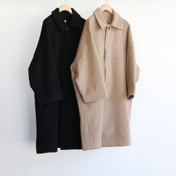 Honnete [オネット] ''Balloon Coat'' (LADIES')<img class='new_mark_img2' src='https://img.shop-pro.jp/img/new/icons13.gif' style='border:none;display:inline;margin:0px;padding:0px;width:auto;' />