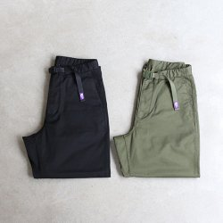 THE NORTH FACE PURPLE LABEL [ザ ノース フェイス パープルレーベル] ''Stretch Twill Wide Tapered Pants'' (MEN'S)<img class='new_mark_img2' src='https://img.shop-pro.jp/img/new/icons13.gif' style='border:none;display:inline;margin:0px;padding:0px;width:auto;' />