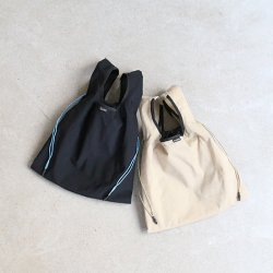 hobo [ホーボー] ''NYLON TUSSAH CARRIER BAG'' <img class='new_mark_img2' src='https://img.shop-pro.jp/img/new/icons13.gif' style='border:none;display:inline;margin:0px;padding:0px;width:auto;' />