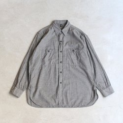 KAPTAIN SUNSHINE [キャプテンサンシャイン] ''Work Shirt L/S'' (MEN'S)<img class='new_mark_img2' src='https://img.shop-pro.jp/img/new/icons13.gif' style='border:none;display:inline;margin:0px;padding:0px;width:auto;' />