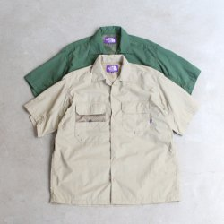 THE NORTH FACE PURPLE LABEL [ザ ノース フェイス パープルレーベル] ''Lounge Field H/S Shirt'' (MEN'S)<img class='new_mark_img2' src='https://img.shop-pro.jp/img/new/icons13.gif' style='border:none;display:inline;margin:0px;padding:0px;width:auto;' />