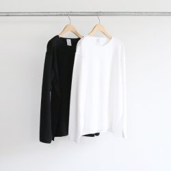 GICIPI [ジチピ] ''ボートネック ワイドフィット ミラノリブ ニットソー'' (MEN'S & LADIES')<img class='new_mark_img2' src='https://img.shop-pro.jp/img/new/icons13.gif' style='border:none;display:inline;margin:0px;padding:0px;width:auto;' />