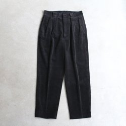 KAPTAIN SUNSHINE [キャプテンサンシャイン] ''2Pleats Trousers'' (MEN'S) <img class='new_mark_img2' src='https://img.shop-pro.jp/img/new/icons13.gif' style='border:none;display:inline;margin:0px;padding:0px;width:auto;' />