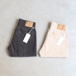 ORDINARY FITS [オーディナリーフィッツ] ''ANKLE CORDUROY PANTS'' (MEN'S & LADIES')<img class='new_mark_img2' src='https://img.shop-pro.jp/img/new/icons13.gif' style='border:none;display:inline;margin:0px;padding:0px;width:auto;' />