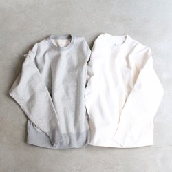 KAPTAIN SUNSHINE [キャプテンサンシャイン] ''Stretch Sweat Pullover'' (MEN'S)<img class='new_mark_img2' src='https://img.shop-pro.jp/img/new/icons13.gif' style='border:none;display:inline;margin:0px;padding:0px;width:auto;' />