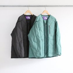 THE NORTH FACE PURPLE LABEL [ザ ノース フェイス パープルレーベル] ''Field Down Cardigan'' (MEN'S)<img class='new_mark_img2' src='https://img.shop-pro.jp/img/new/icons13.gif' style='border:none;display:inline;margin:0px;padding:0px;width:auto;' />