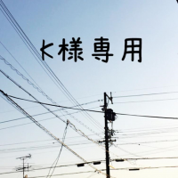<img class='new_mark_img1' src='https://img.shop-pro.jp/img/new/icons43.gif' style='border:none;display:inline;margin:0px;padding:0px;width:auto;' />K様専用
