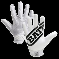 BATTLE HYBRID FOOTBALL GLOVES ホワイト