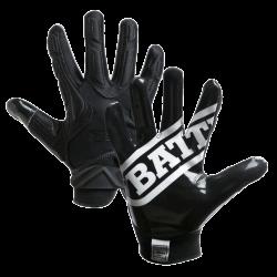 BATTLE HYBRID FOOTBALL GLOVES ブラック