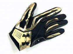 Mサイズ UNDER ARMOUR SPOTLIGHT SB50 ブラック・メタリックゴールド