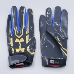 L,XLサイズ UNDER ARMOUR UCLA F5 ミッドナイトネイビー・ゴールド