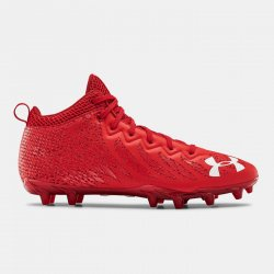 UNDER ARMOUR SPOTLIGHT SELECT MID MC オールレッド