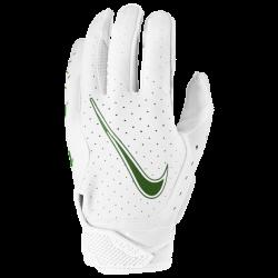 NIKE VAPOR JET 6.0 FOOTBALL GLOVES ホワイト・パイングリーン