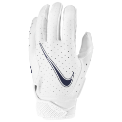 NIKE VAPOR JET 6.0 FOOTBALL GLOVES ホワイト・ミッドナイトネイビー