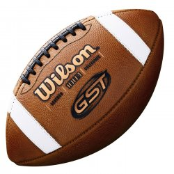 WILSON GST NCAA F1003R OFFICIAL レザー フットボール