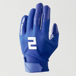 TWO MINUTES FOOTBALL GLOVES ロイヤルブルー