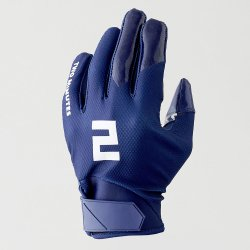 TWO MINUTES FOOTBALL GLOVES ミッドナイトネイビー
