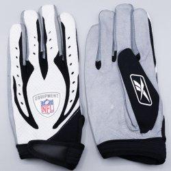 Lサイズ Reebok VELOCITY NFL ホワイト・シルバー レザーモデル