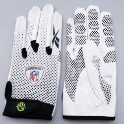 XLサイズ Reebok NFL FADE Football Gloves ホワイト