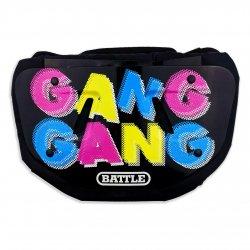 BATTLE FOOTBALL バックプレート GANG GANG